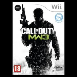 Call of Duty: Modern Warfare 3 Wii (SP)
