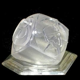 Disney Infinity Cubo Cristal Increibles/Monstruos SA/Piratas