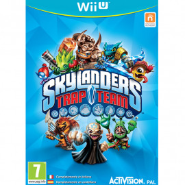 Juego Skylanders Trap Team Wii U (SP)