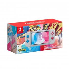 Nintendo Switch Lite Edicion Limitada Zacian y Zamazenta A