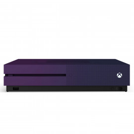 Xbox One S Edicion Fortnite Morada 1TB (Sin Mando)