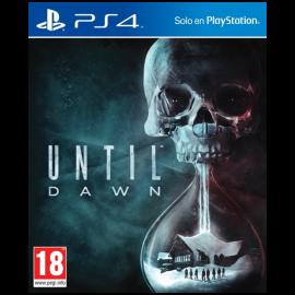 Until Dawn PS4 (SP)