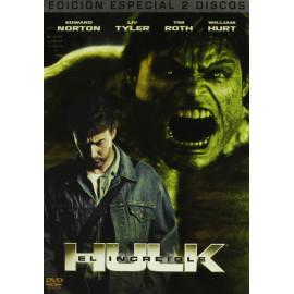 El Increible Hulk Edicion Especial 2 Discos DVD