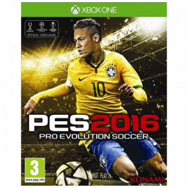 PES 2016 Day One Edition Xbox One (SP)