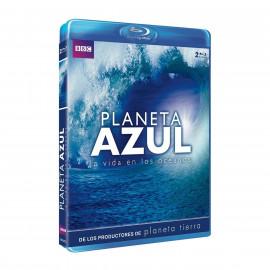 Planeta Azul La Vida en los Oceanos BluRay (SP)