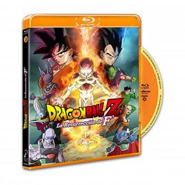 "Dragon Ball Z: La Resurreccion de ""F"" BluRay (SP)"