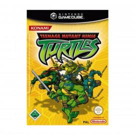 Teenage Mutant Ninja Turtles GC (SP)