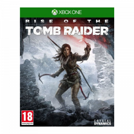 Rise of the Tomb Raider Xbox One (SP)