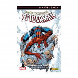 Comic El Asombroso Spiderman Marvel Saga Panini 01