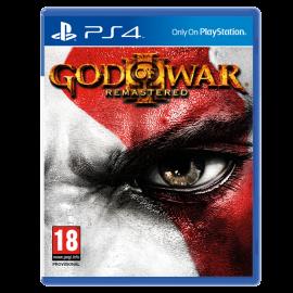 God of War III Remasterizado PS4 (SP)