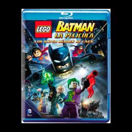 Lego Batman la Pelicula BluRay (SP)