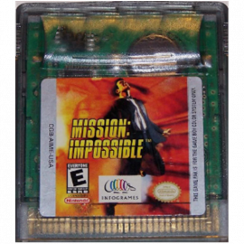 Mission Impossible GBC
