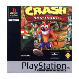 Crash Bandicoot Platinum PSX (SP)