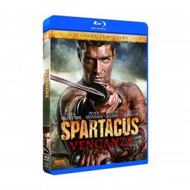 Spartacus Venganza Temporada 2 BluRay (SP)