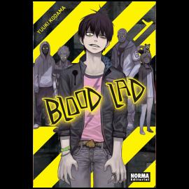 Manga Blood Lad Norma 01