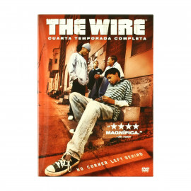The Wire Temporada 4 DVD