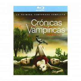 Cronicas Vampiricas Temporada 1 BluRay (SP)