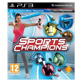 Sports Champions PS3 (SP)