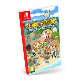 Story of Seasons: Pioneers of Olive Town Switch (SP)