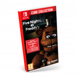 Five Nights at Freddys Core Collection Switch (SP)