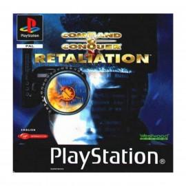 Command & Conquer Retaliation PSX (SP)