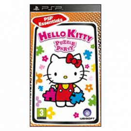 Hello kitty puzzle party Essentials PSP (SP)