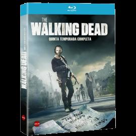 The Walking Dead Temporada 5 BluRay (SP)