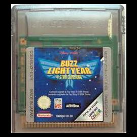 Buzz Lightyear of Star Command GBC