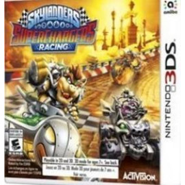 Juego Skylanders Superchargers Racing 3DS (SP)