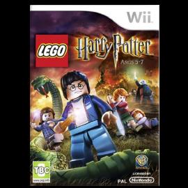 Lego Harry Potter (Años 5-7) Wii (SP)