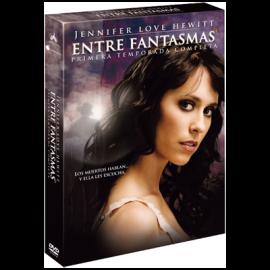 Entre Fantasmas Temporada 1 (22 Cap) DVD