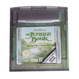 The Jungle Book Mowgli's Wild Adventure GBC