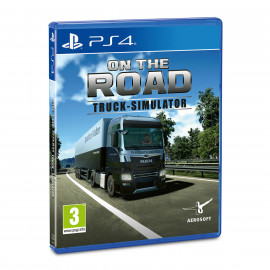 On the Road Truck Simulator PS4 (SP)