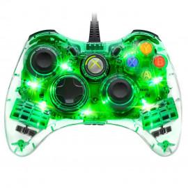 Mando Microsoft con Cable AfterGlow Xbox360