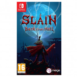 Slain: Back From Hell Switch (SP)