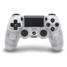 Dual Shock 4 Crystal PS4