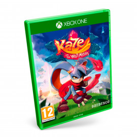 Kaze and the Wild Mask Xbox One (SP)
