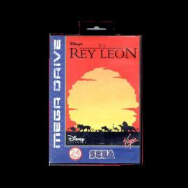 El Rey Leon Mega Drive A