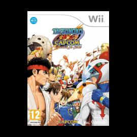 Tatsunoko VS capcom: Ultimate all stars Wii (SP)