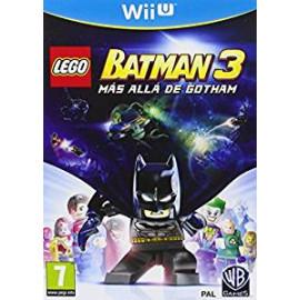 Lego Batman 3 Mas Alla de Gotham Wii U (SP)