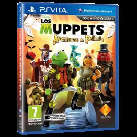Los Muppets Aventuras de Pelicula PSV (SP)