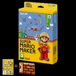 Super Mario Maker + Libro de Arte Wii U (SP)