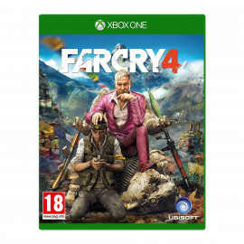 Far Cry 4 Xbox One (UK)