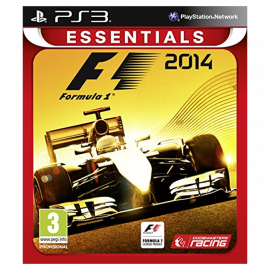 F1 2014 Essentials PS3 (SP)