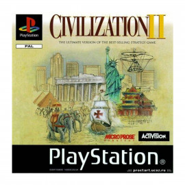 Civilization II PSX (SP)