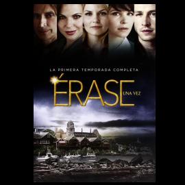 Erase Una Vez Temporada 1 (22 Cap) DVD