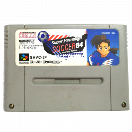 Soccer 94 World Cup Edition NTSC JAP SNES