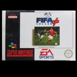 FIFA Soccer 96 SNES A