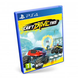 Can't Drive This PS4 (SP)