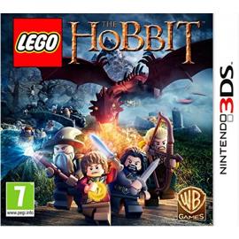 Lego El Hobbit 3DS (SP)